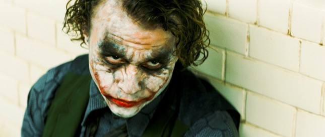 The Dark Knight: favoured because it's a  superhero movie in disguise